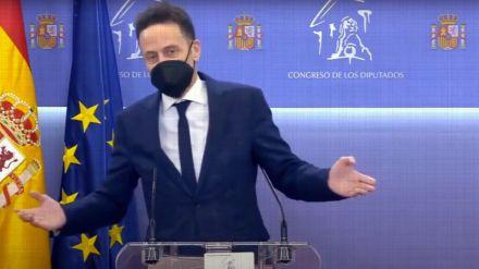 Bal: 'La moción de censura de Vox es inoportuna, irresponsable y partidista'