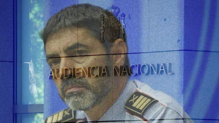 Absuelto Josep Lluis Trapero y la excúpula de los Mossos por el 1-O