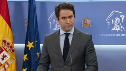 García Egea denuncia que 'Vox es la derecha que más conviene a la izquierda'