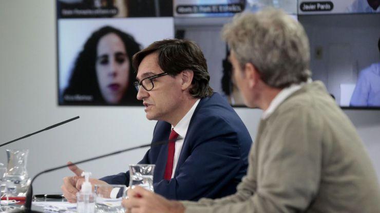 Los contagios por Covid-19 se disparan en España por encima de los 20.000 por primera vez en toda la pandemia