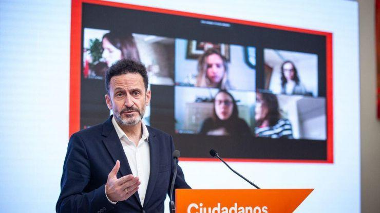 Ciudadanos exige un 'Plan Nacional sanitario que ofrezca una respuesta única frente a la pandemia'