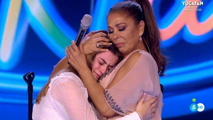 'Idol Kids' logra el sorpasso y vence a 'Mujer'