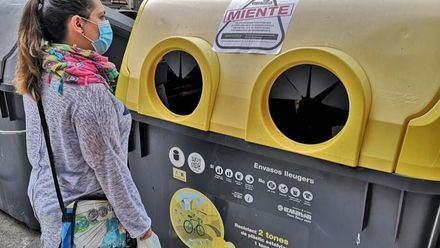 Ecoembes ha 'bloqueado y boicoteado' mejoras y alternativas en la gestión de envases