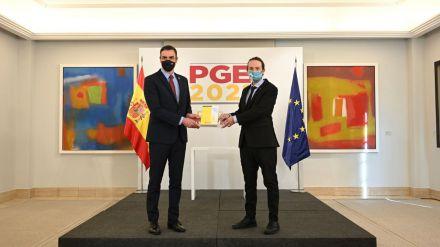 El Gobierno presenta los PGE con mayor inversión social de la historia