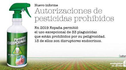 Ecologistas en Acción: 'Se está vulnerando el derecho a la salud de la ciudadanía'