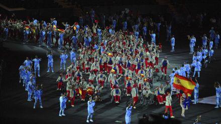 El equipo paralímpico español cuenta con 82 deportistas clasificados para Tokio 2021