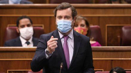 Espinosa de los Monteros: 'No es que Vox se quede solo, es que ya sólo queda Vox'