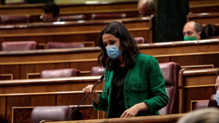 Arrimadas: 'Los españoles han cumplido su parte y ahora le toca al Gobierno'