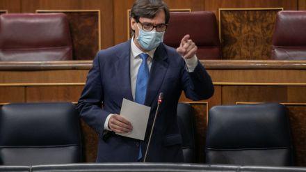 Illa tras obtener el respaldo del Congreso: 'Nos queda aún un camino largo de convivencia con el virus'