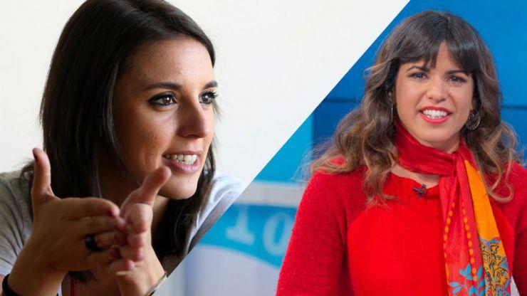 Montero contesta a Rodríguez y se desata una batalla 'feminista' en la que entra hasta Arrimadas