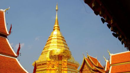 Doi Suthep en Chiang Mai