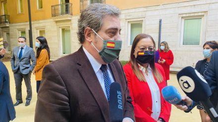 José María Llanos: 'Los presupuestos de Ximo Puig son imposibles, no hay dinero'
