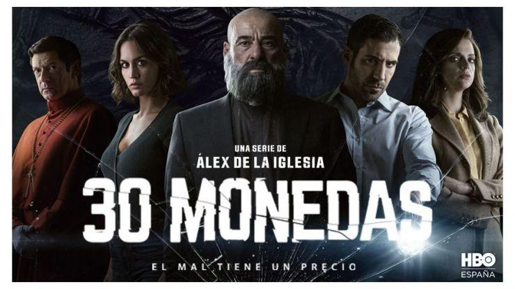 HBO: '30 monedas' presenta su póster final y nuevas imágenes