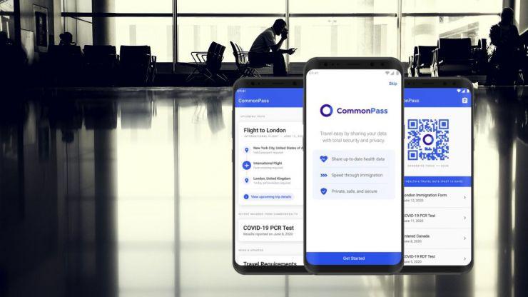 CommonPass: La app que busca una reactivación del turismo segura