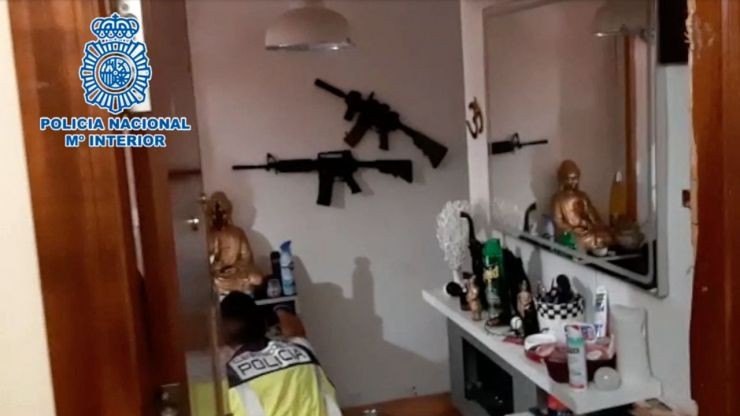 Cae un grupo criminal que inducía a la prostitución a niñas fugadas de un centro