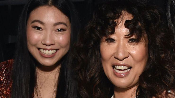 Netflix anuncia una comedia de la mano de Awkwafina y Sandra Oh