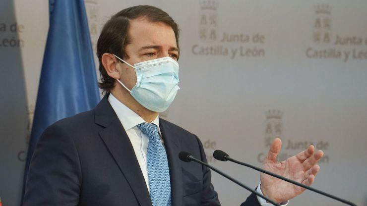 Castilla y León prorroga su confinamiento perimetral para frenar el avance del coronavirus