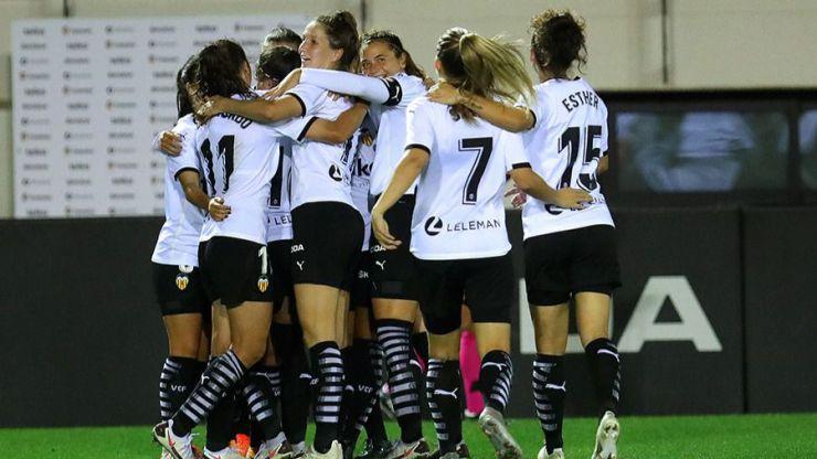 Primera Iberdrola: Triunfos para el Valencia CF, Real Madrid, UDG Tenerife y Sevilla FC