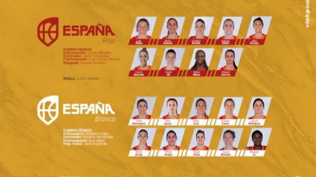Selección femenina: Un partido novedoso y cargado de alicientes