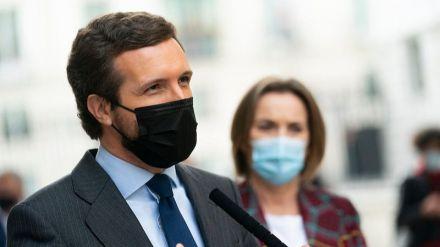 Casado denuncia que los PGE del Gobierno son los más caros de la Democracia