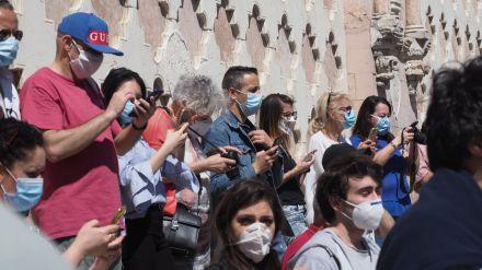 España también impone una prueba PCR a los turistas internacionales