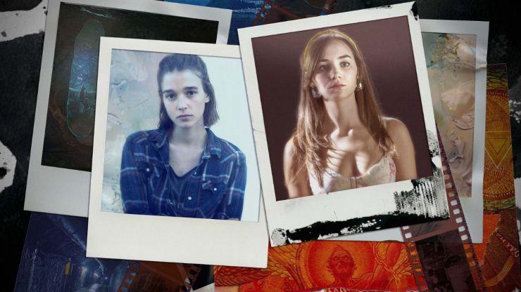 Marta Nieto protagoniza 'Feria', el nuevo thriller de Netflix