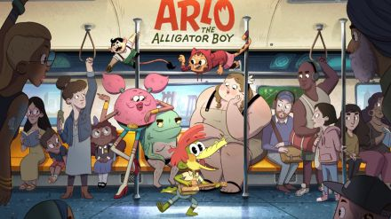 Netflix apuesta por Arlo, el chico caimán con película y serie para 2021