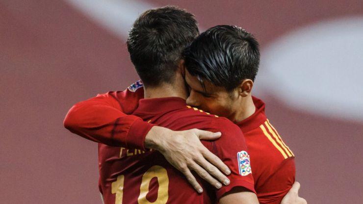Luis Rubiales: 'Iremos a la final four con humildad y con el orgullo de representar a España'