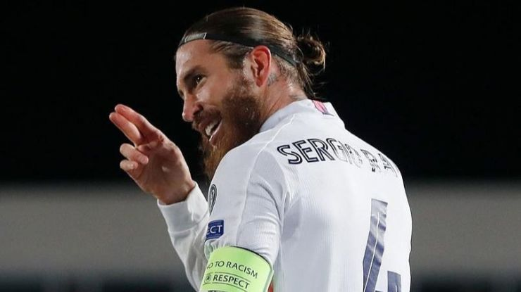 Sergio Ramos sigue escalando posiciones en la historia del fútbol mundial