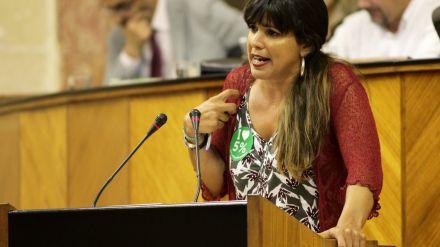 Aprueban la expulsión de Adelante de Teresa Rodríguez por los votos de PSOE, Cs y Vox