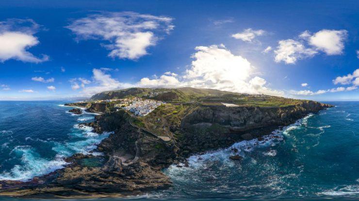 Los mejores 'charcos' y piscinas naturales de Tenerife