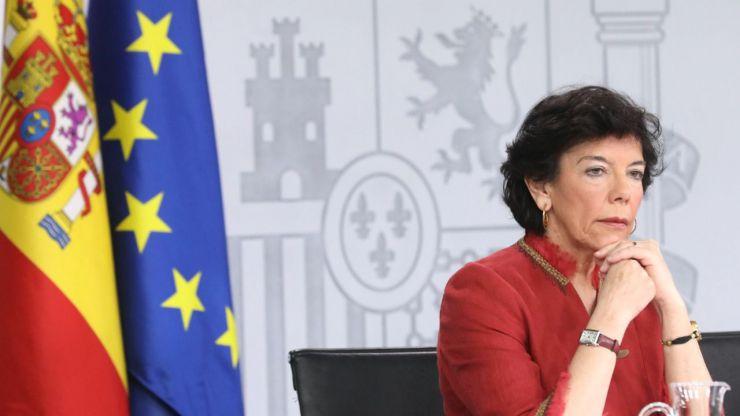 Revilla se une al 'no' de PP, Ciudadanos y Vox a la 'ley Celaá'