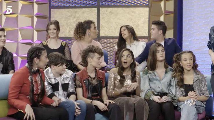 'Idol Kids' marca máximo frente a 'Mujer' y el final de 'HIT'