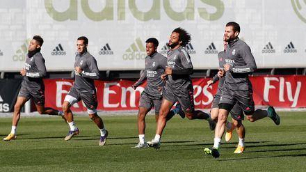 El Real Madrid ya está en Milán y vuelve al estadio de la Undécima
