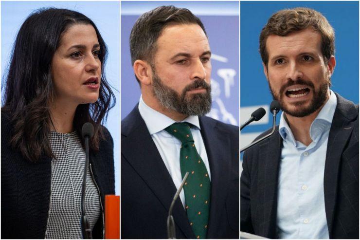 El PP carga contra la 'doble cara' de Ciudadanos y la 'espantada' de Vox