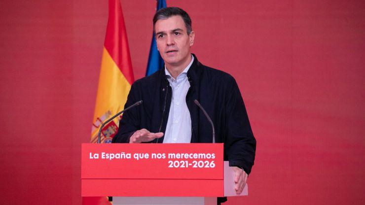 Sánchez defiende el Gobierno de coalición y los PGE