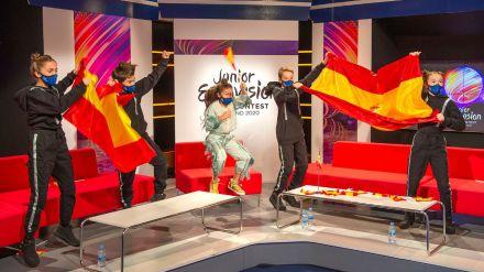 Eurovisión Junior 2020: Soleá logra la tercera posición frente al polémico triunfo de Francia