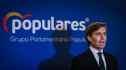 Montesinos: 'Del PSOE no queda nada, solo queda el Partido Sanchista'