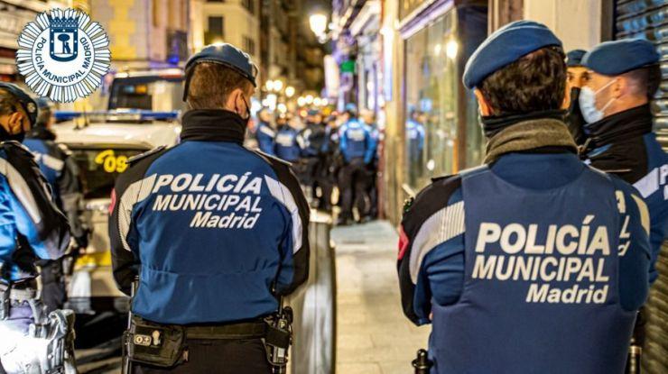 275 denuncias diarias en Madrid por incumplimiento de restricciones anti COVID desde septiembre