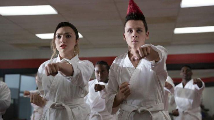 Nuevas imágenes de la tercera temporada de 'Cobra Kai' que llega a Netflix el 8 de enero