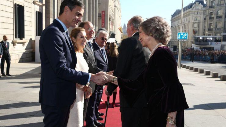 El Gobierno desconoce si Juan Carlos I quiere volver a España por Navidad