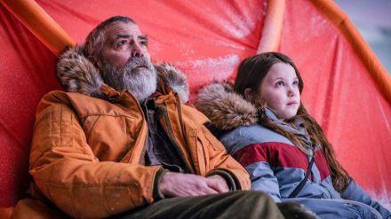 Tráiler: Netflix y George Clooney se alían en 'Cielo de medianoche'