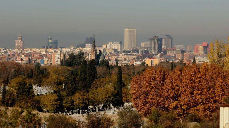 Así ha afectado la Covid-19 a la contaminación del aire urbano en España