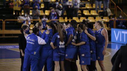 Estos son los ocho clasificados para la Copa de la Reina de la Liga Femenina Endesa