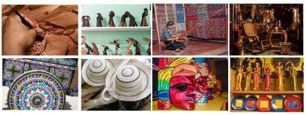 Centroamérica y República Dominicana en clave de souvenirs