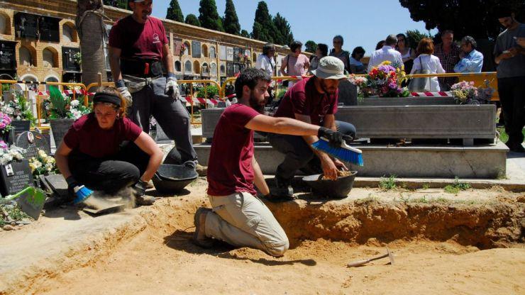 Paterna vivirá la exhumación más numerosa de víctimas del franquismo