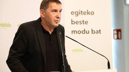 Otegi será juzgado de nuevo por el 'caso Bateragune'