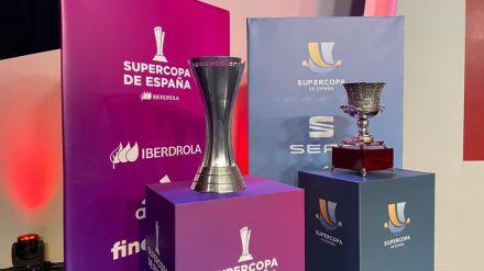 Supercopa de España: Real Sociedad-Barcelona y Real Madrid-Athletic