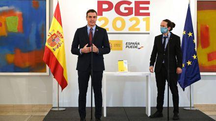 Sondeos: PP, Cs y Vox se sitúan por primera vez en la legislatura por delante del Gobierno de coalición