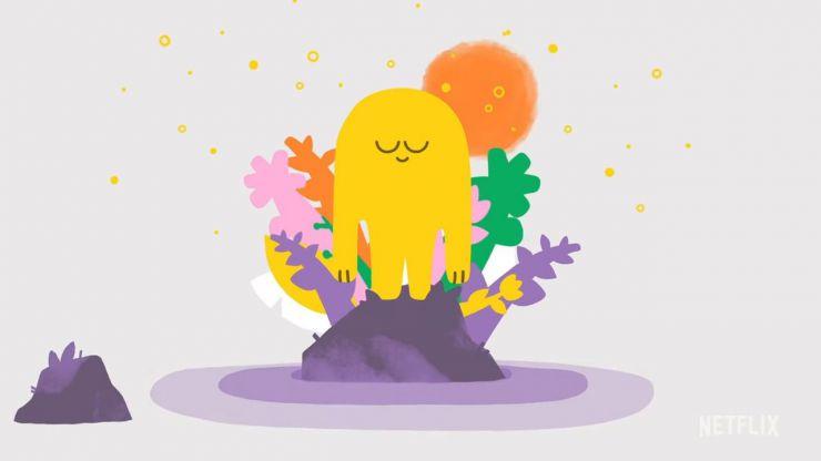 Mindfulness: Netflix nos propone 'respirar hondo, reponer fuerzas y afrontar con ganas el nuevo año'